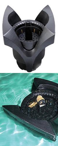 Eden Skimmer 641 - Skimmer galleggiante