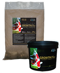 Evolution Aqua GrowthPlus Pellets 2Kg (5-6mm/medium)