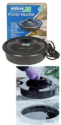 Hozelock 100 Watt Pond Heater Water Gardening Direct