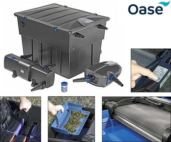 Oase Biotec 60000b Screenmatic 2 Complete Kits Water Gardening Direct
