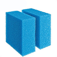 Replacement Blue Filters for Oase Biotec 18-36 and Screenmatic 60000-140000 Pond Filters