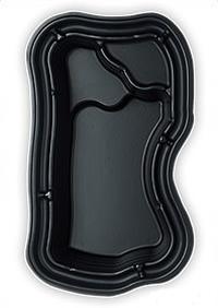 oase pe 1000 preformed pond water gardening direct. Black Bedroom Furniture Sets. Home Design Ideas
