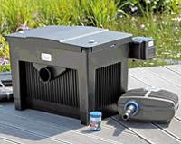 Oase biosmart 18000 set easy clean pond filter kits for Easy clean pond filter