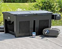 Oase biosmart 24000 set easy clean pond filter kits for Easy clean pond filter