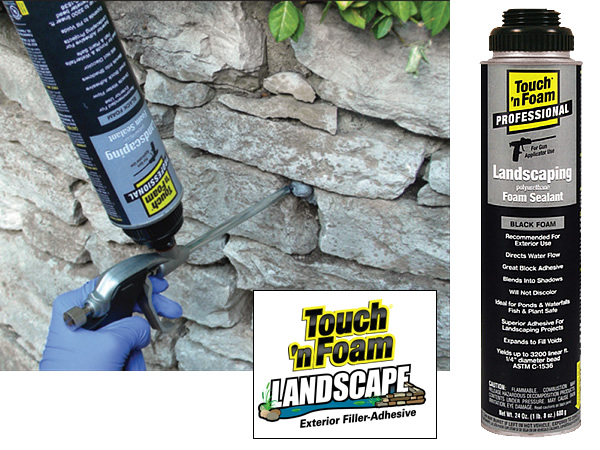 Touch n Seal Professional Foam - 680g