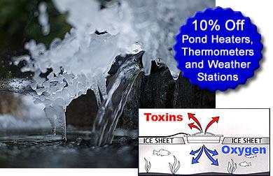 Pond Heaters